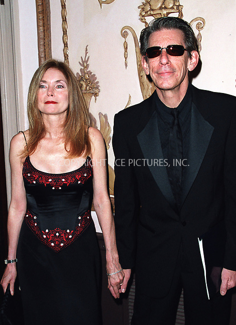 Richard Belzer and wife at the 3rd Annual Directors Guild of America Awards. New York, June 9, 2002. Please byline: Alecsey Boldeskul/NY Photo Press.   ..*PAY-PER-USE*      ....NY Photo Press:  ..phone (646) 267-6913;   ..e-mail: info@nyphotopress.com