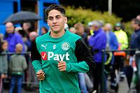 HAREN - Voetbal, Eerste training FC Groningen, Sportpark de Koepel, seizoen 2018-2019, 24-06-2018,  FC Groningen speler Ludevit Reis