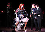Gary Beach & Matthew Broderick & Nathan Lane (The Producers).performing in STRO! The Vineyard Theatre Annual Spring Gala honors Susan Stroman at the Hudson Theatre in New York City.