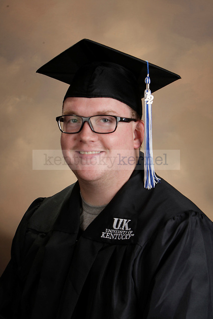 Edwards, Michael photographed during the October, 2012, Grad Salute in Lexington, Ky.