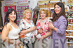 Pictured at the Friday Night Live with Amanda Brunker event in CH Chemist on Friday night, from left: Teresa Walker, Sheila Higgins, Helen O'Donnell and Mary O'Donnell.