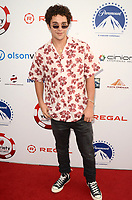 LOS ANGELES - JUL 24:  Austin Mahone at the 9th Annual Variety Charity Poker & Casino Night at the Paramount Studios on July 24, 2019 in Los Angeles, CA