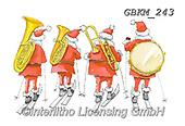 Kate, CHRISTMAS SANTA, SNOWMAN, WEIHNACHTSMÄNNER, SCHNEEMÄNNER, PAPÁ NOEL, MUÑECOS DE NIEVE, paintings+++++Christmas page 95,GBKM243,#x# ,sticker,stickers