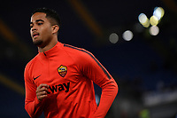 Justin Kluivert of AS Roma warms up <br /> Roma 11-3-2019 Stadio Olimpico Football Serie A 2018/2019 AS Roma - Empoli<br /> Foto Andrea Staccioli / Insidefoto