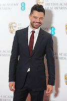 Dominic Cooper<br /> at the announcement of the nominations for the 2017 EE BAFTA Film Awards, BAFTA, London<br /> <br /> <br /> &copy;Ash Knotek  D3215  10/01/2017