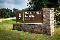 Mississippi Natchez Trace Parkway