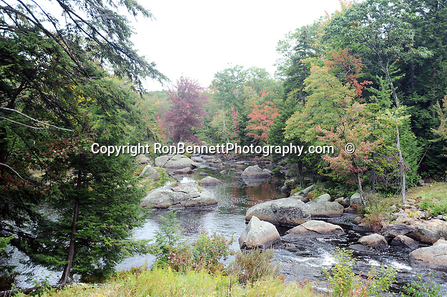 Contoocook River is 71 mile long river in New Hampshire, New Hampshire Stock and Fine Art Photography.  All Rights Reserved RonBennettPhotography.com All Photographs for SALE.