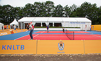 16-06-13, Netherlands, Rosmalen,  Autotron, Tennis, Topshelf Open 2013, ,  KNLTB Plaza<br /> <br /> Photo: Henk Koster