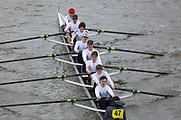 Crew: 47   The Kings School Chester Rowing Club   Championship J16 8<br /> <br /> Schools' Head of the River 2018<br /> <br /> To purchase this photo, or to see pricing information for Prints and Downloads, click the blue 'Add to Cart' button at the top-right of the page.