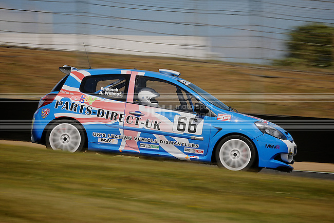 Perry Winch/Andy Wilmot - Perry Racing Renault Clio