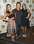 Jessica Alba, Josh Brolin and Rosario Dawson at the Sin City A Dame To Kill For Comic-Con 2014  held at The Hilton Bayfront Hotel in San Diego, Ca. July 26, 2014.