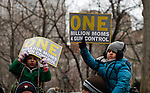 Million Moms for Gun Control march in NYC