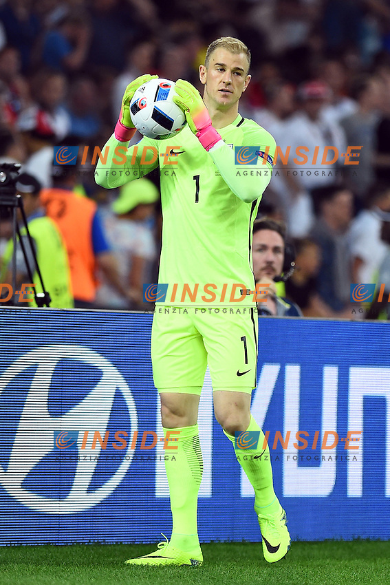 Joe Hart England <br /> Marseille 11-06-2016 Stade Velodrome football Euro2016 England - Russia  / Inghilterra - Russia Group Stage Group B. Foto Massimo Insabato / Insidefoto