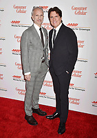 BEVERLY HILLS, CA - FEBRUARY 04: John DeLuca (L) and Rob Marshall attend the 18th Annual AARP The Magazine's Movies For Grownups Awards at the Beverly Wilshire Four Seasons Hotel on February 04, 2019 in Beverly Hills, California.<br /> CAP/ROT/TM<br /> &copy;TM/ROT/Capital Pictures