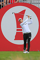 Sung Hyun Park (KOR) on the 1st tee during Round 3 of the Ricoh Women's British Open at Royal Lytham &amp; St. Annes on Saturday 4th August 2018.<br /> Picture:  Thos Caffrey / Golffile<br /> <br /> All photo usage must carry mandatory copyright credit (&copy; Golffile | Thos Caffrey)
