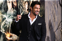 "HOLLYWOOD, CA - DECEMBER 02: Manu Bennett arriving at the Los Angeles Premiere Of Warner Bros' ""The Hobbit: The Desolation Of Smaug"" held at Dolby Theatre on December 2, 2013 in Hollywood, California. (Photo by Xavier Collin/Celebrity Monitor)"