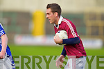 Colm O'Connor Dromid Pearses v Derrytresk in the AIB All Ireland Junior Club Championship Semi Final at Portlaoise on Sunday
