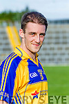 Kenmare Captain Stephen O'Brien at the Senior County Football Semi Final in Fitzgerald Stadium on Sunday.