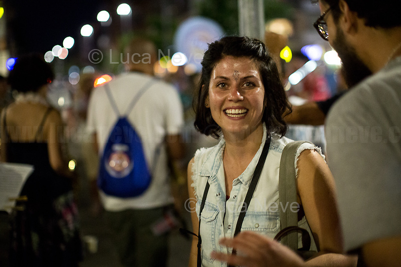 Giulia, Photojournalist.<br />