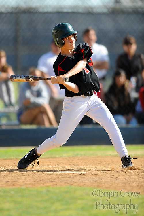05/12//10, La Habra Ca; The Troy Warriors visit Sonora for their final game of the 2010 season.