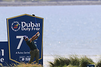 Yusaku Miyazato (JPN) tees off the 7th tee during Thursday's Round 1 of the Dubai Duty Free Irish Open 2019, held at Lahinch Golf Club, Lahinch, Ireland. 4th July 2019.<br /> Picture: Eoin Clarke | Golffile<br /> <br /> <br /> All photos usage must carry mandatory copyright credit (© Golffile | Eoin Clarke)