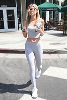 AUG 16 AnnaLynne McCord in West Hollywood