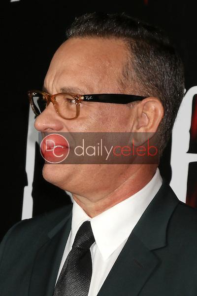 "Tom Hanks<br /> at the ""Inferno"" Los Angeles Premiere, DGA, Los Angeles, CA 10-25-16<br /> David Edwards/DailyCeleb.com 818-249-4998"