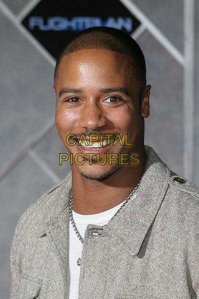 "BRIAN WHITE.Arrivals for the premiere of ""Flight Plan"" at El Capitan Theatre, Hollywood,.Los Angeles, 20th September 2005.portrait headshot grey gray shirt mustache.Ref: ADM/ZL.www.capitalpictures.com.sales@capitalpictures.com.© Capital Pictures."