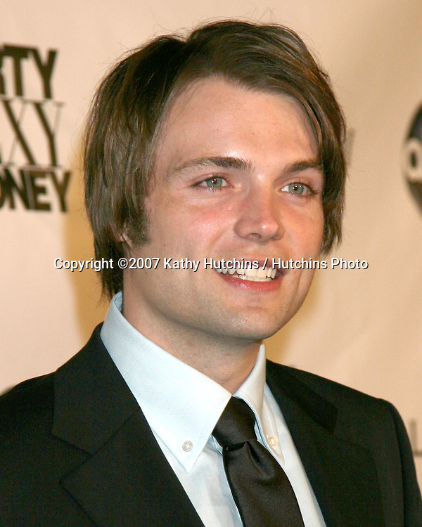 """Seth Gabel.""""Dirty Sexy Money"""" Premiere Party.Paramount Studios Theater.Los Angeles,  CA.September 23, 2007.©2007 Kathy Hutchins / Hutchins Photo...               ."""
