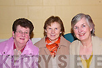 St John's Parish Bazaar committee at a function in St John's Parish Centre on Tuesday night.   Copyright Kerry's Eye 2008