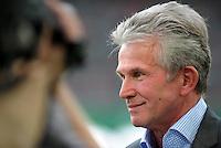 FUSSBALL   1. BUNDESLIGA   SAISON 2011/2012    2. SPIELTAG VfL Wolfsburg - FC Bayern Muenchen      13.08.2011 Trainer Jupp HEYNCKES (Bayern)