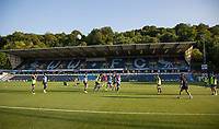 Wycombe players warm up ahead of the Friendly match between Wycombe Wanderers and AFC Wimbledon at Adams Park, High Wycombe, England on 25 July 2017. Photo by Andy Rowland.