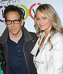 Ben Stiller & Christine Taylor attends The Opening of Kimberly Snyder's Glow Bio in West Hollywood in West Hollywood, California on November 14,2012                                                                               © 2012 DVS / Hollywood Press Agency