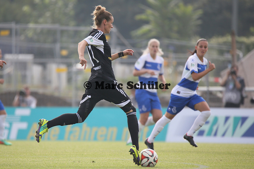 Simone Laudehr (FFC)  - 1. FFC Frankfurt vs. MSV Duisburg