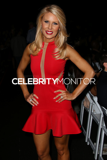 LOS ANGELES, CA, USA - MARCH 10: Gretchen Rossi at the Style Fashion Week LA 2014 7th Season held at L.A. Live Event Deck on March 10, 2014 in Los Angeles, California, United States. (Photo by Xavier Collin/Celebrity Monitor)