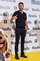 Spanish humorist David Guapo during the premiere of  Mascotas at Kinepolis cinema in Madrid. July 21, 2016. (ALTERPHOTOS/Rodrigo Jimenez) /NORTEPHOTO.COM