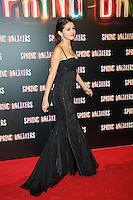MADRI, ESPANHA, 21 FEVEREIRO 2013 - PRE ESTREIA - SPRING BREAKRS - A atriz Selena Gomes durante pre estreia do filme Spring Breakers em Madri capital da Espanha, nesta quinta-feira, 21. (FOTO: CESAR CEBOLA / ALFAQUI / BRAZIL PHOTO PRESS)..