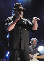10 June 2016 - Nashville, Tennessee - Hank Williams Jr.. 2016 CMA Music Festival Nightly Concert held at Nissan Stadium. Photo Credit: Dara-Michelle Farr/AdMedia