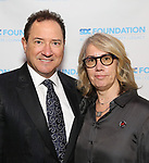 Kevin McCollum and Laura Penn attends the Second Annual SDCF Awards, A celebration of Excellence in Directing and Choreography, at the Green Room 42 on November 11, 2018 in New York City.