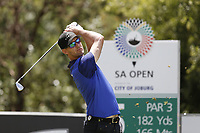 Niklas Lemke (SWE) during the 1st round of the SA Open, Royal Johannesburg &amp; Kensington Golf Club, Johannesburg, Gauteng, South Africa. 6/12/18<br /> Picture: Golffile | Tyrone Winfield<br /> <br /> <br /> All photo usage must carry mandatory copyright credit (&copy; Golffile | Tyrone Winfield)