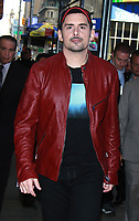 NEW YORK, NY - NOVEMBER 2: Brad Paisley at Good Morning America promoting the CMA Awards in New York City on October 02, 2017. Credit: RW/MediaPunch