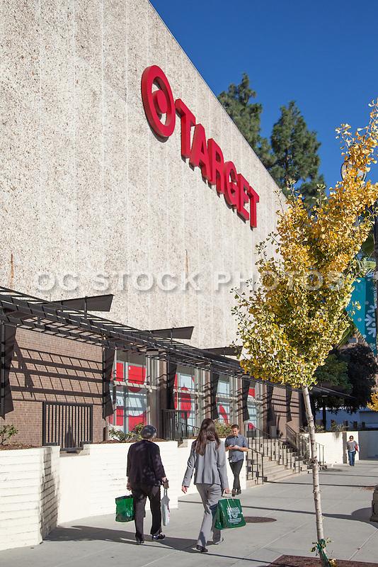 Target on Colorado Boulevard in Pasadena California