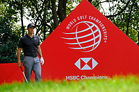 Rory McIlroy (NIR) during the Pro-Am at the WGC HSBC Champions 2018, Sheshan Golf Club, Shanghai, China. 24/10/2018.<br />