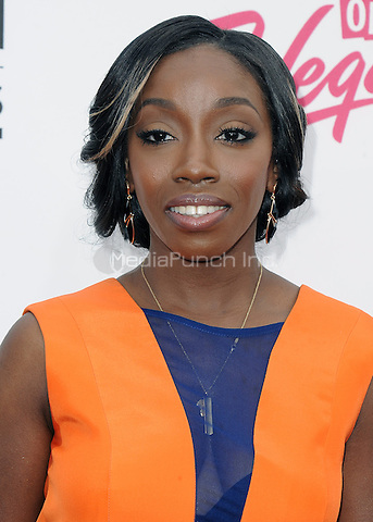 LAS VEGAS, NV - MAY 18:  Estelle at the 2014 Billboard Music Awards at the MGM Grand Garden Arena on May 18, 2014 in Las Vegas, Nevada.PGSK/MediaPunch