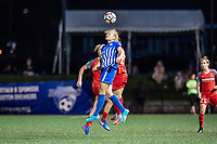 Boston, MA - Friday May 19, 2017: Rosie White during a regular season National Women's Soccer League (NWSL) match between the Boston Breakers and the Portland Thorns FC at Jordan Field.