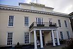 Athenaeum building Subscription Rooms, Bury St Edmunds, Suffolk, England