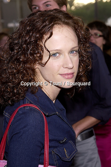 """Heather Dawn - Bull -  arriving at the premiere of """"What's The Worst Could Happen"""" at the ABC Theatre in Century City in Los Angeles  5/22/2001 DawnHeather_Bull06.jpg"""