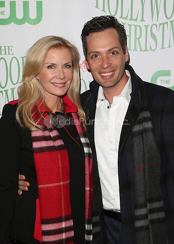 Hollywood, CA - NOVEMBER 27: Katherine Kelly Lang, Dominique Zoida, At 85th Annual Hollywood Christmas Parade At Hollywood Blvd, California on November 27, 2016. Credit: Faye Sadou/MediaPunch