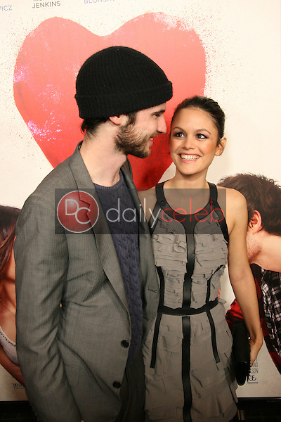 Rachel Bilson and Tom Sturridge<br />