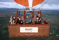 20120611 June 11 Hot Air Balloon Cairns